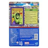 Marvel Legends Retro Recollect The Incredible Hulk